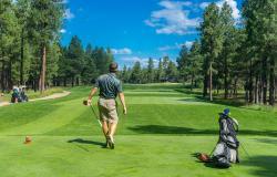 Ferienanlage am Gardasee und tolle Golfplätze