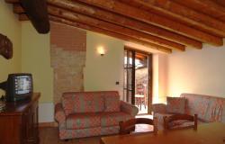 Dreizimmerwohnung für einen Urlaub am Gardasee in der Ferienanlage Borgo Alba Chiara