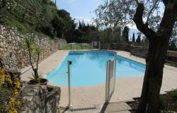 Ferienanlage Borgo Alba Chiara mit Pool am Gardasee