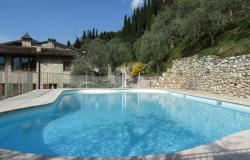 Ferienanlage mit Pool am Gardasee, wir erwarten Sie freudig