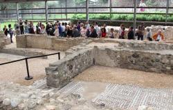 Ferienanlage am Gardasee und die Eröffnung der Villa Romana