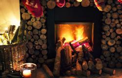 Eine weihnachtliche Atmosphäre rund um unsere Ferienanlage am Gardasee