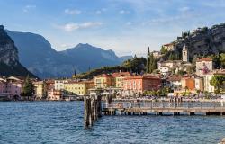 Ferien am Gardasee, dem König der Touristenzahlen in Italien