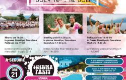 Ferienwohnungen für Familien am Gardasee: Der FARBLAUF 2018