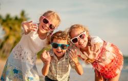 Ferienwohnungen für Familien am Gardasee: Lassen Sie uns die Kinder verwöhnen!