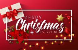 Frohe Weihnachten von unserer Residenz am Gardasee!